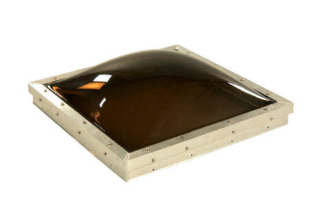 commercial skylights for flat roofs